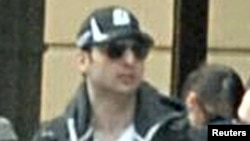 Tamerlan Tsarnaev is seen in a photo released by the FBI in April 2013