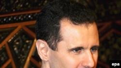 بشار اسد، رييس جمهوری سوريه. (عکس:EPA )