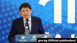 Сапар Ісаков, новий прем'єр-міністр Киргизстану