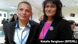 Sergiu și Tamara Bejan
