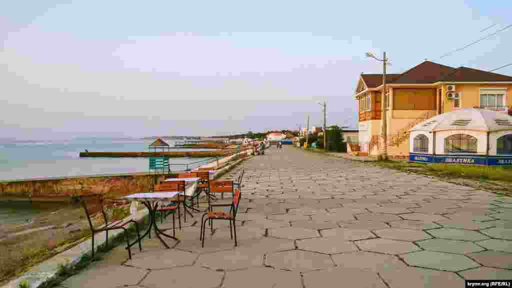 «Бархатный» сезон в разгаре, но в Песчаном ажиотажа нет