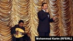 رضا الخياط يغني للعراق