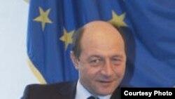 Претседателот на Романија Трајан Басеску