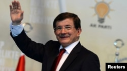 Թուրքիայի վարչապետ Ահմետ Դավութօղլու, արխիվ