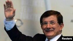 Թուրքիայի վարչապետ Ահմետ Դավութօղլու