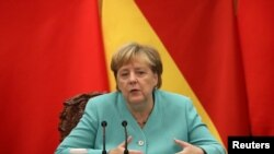 Njemačka kancelarka Angela Merke