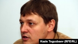 Главный редактор газеты «Взгляд» Игорь Винявский.