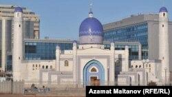 Мечеть «Имангали» в Атырау.