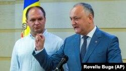 Игорь Додон. 13-июнь, 2019-жыл
