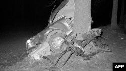 Франция, ночная автокатастрофа (архивное фото)