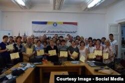 Muzeografii moldoveni la București