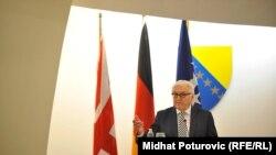 Ministri i jashtëm gjerman, Frank-Walter Steinmeier