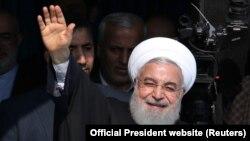 Iran prezidenti Hassan Rouhani, 6 mart 2019