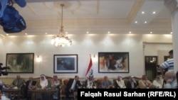 جانب من لقاء أبناء الجالية العراقية في عمّان