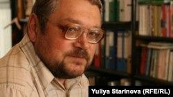 """Председатель красноярского общества """"Мемориал"""" Алексей Бабий"""