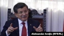 Турскиот премиер Ахмед Давутоглу