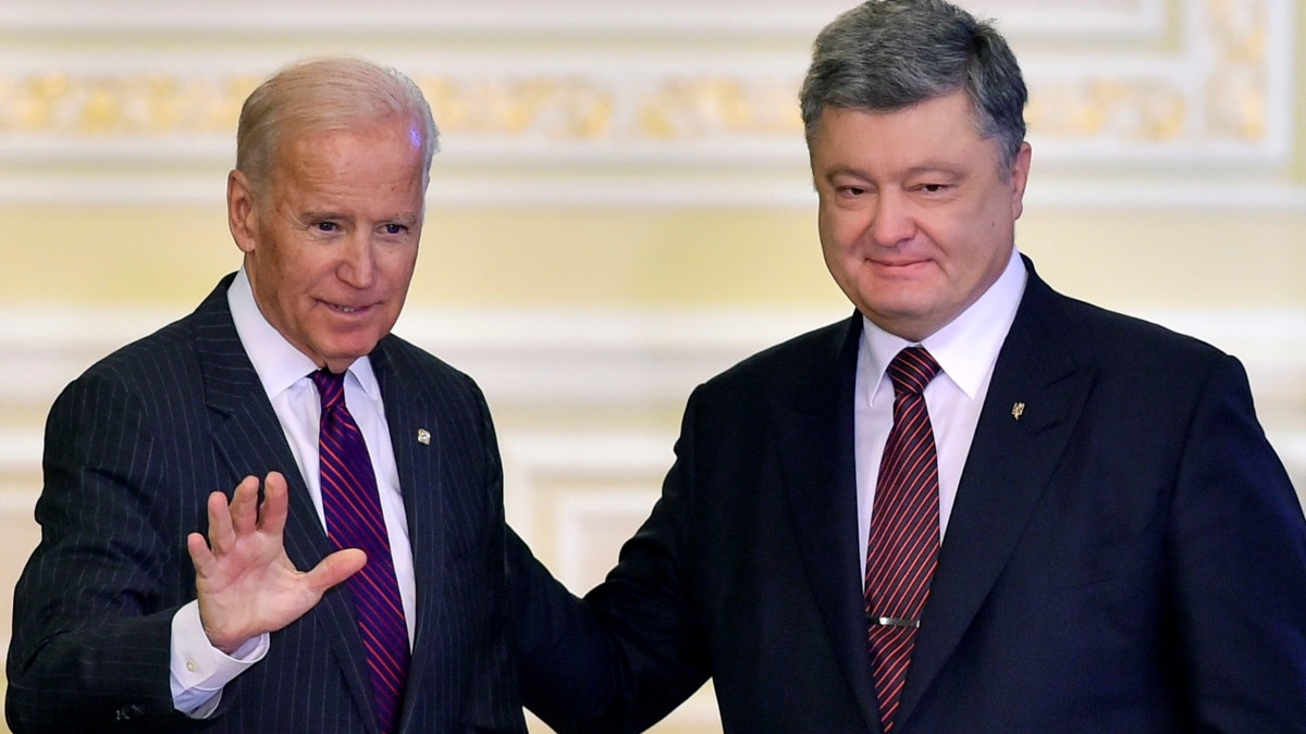 Елисеев прокомментировал заявление о «разговора Байдена и Порошенко»