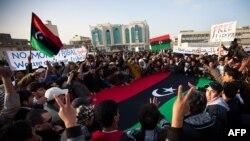 Каддафи теряет территории и союзников