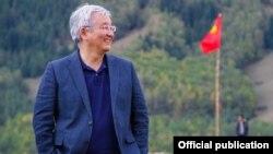 Бывший мэр Бишкека Кубанычбек Кулматов.
