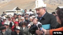 Азимбек Бекназаров, бывший депутат Жогорку Кенеша Кыргызстана.