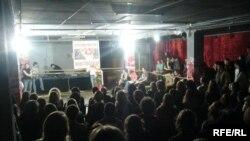 Літературний слем відбувся нещодавно між представниками України та Білорусі.
