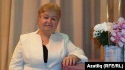 Шагыйрә Гөлфия Исхакова