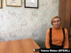Светлана Субботина, являющаяся аутрич-работником ОО «Умит», считает синтетические наркотики еще хуже классических. Караганда, 8 января 2019 года.