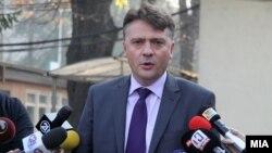 Градоначалникот на Град Скопје, Петре Шилегов