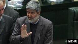 علی مطهری، نماینده تهران