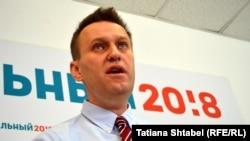 Opozitari rus Alexei Navalny