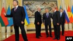 Зустріч президентів країн Митного союзу, 29 травня 2013 року