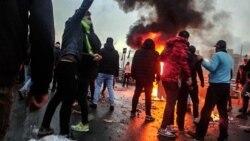 حقوق بشر در سال ۹۸؛ آبانماه صحنه خونینترین سرکوب اعتراضهای خیابانی در تاریخ جمهوری اسلامی
