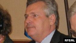 Экс-премьер Польши Александр Квасьневский