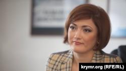 Співкоординатор фонду «Бизим балалар» Ельзара Іслямова