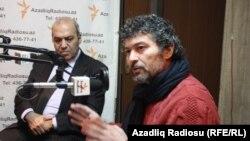 Fəxrəddin Veysəlli və Şahbaz Xuduoğlu