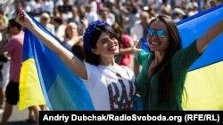 Parad, Mustaqillik Künü. Kyiv, 2018 senesi ağustos 24 künü