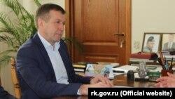 Геннадий Нараев, экс-министр экологии и природных ресурсов подконтрольного Кремлю правительства Крыма