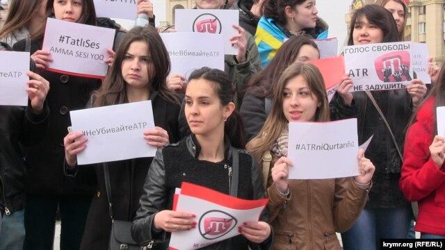 Варвара Кримчанка: Не вбивайте ATR!