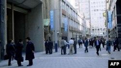 Одна з торговельних вулиць Антверпена, «діамантовий квартал» (архівне фото)