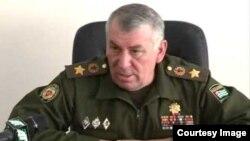 Кандидат в президенты Республики Абхазия, генерал армии Мираб Борисович Кишмария
