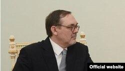 Чрезвычайный и Полномочный посол России в Армении Иван Волынкин