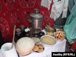 Бүздәкнең татар үзәге күргәзмәсе