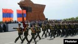 Армения - на праздничном мероприятии в Сардарапате. 28 мая 2013 г.