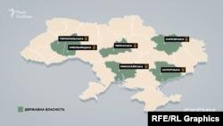 Контрольні пакети 6 із 25 українських обленерго досі належать державі