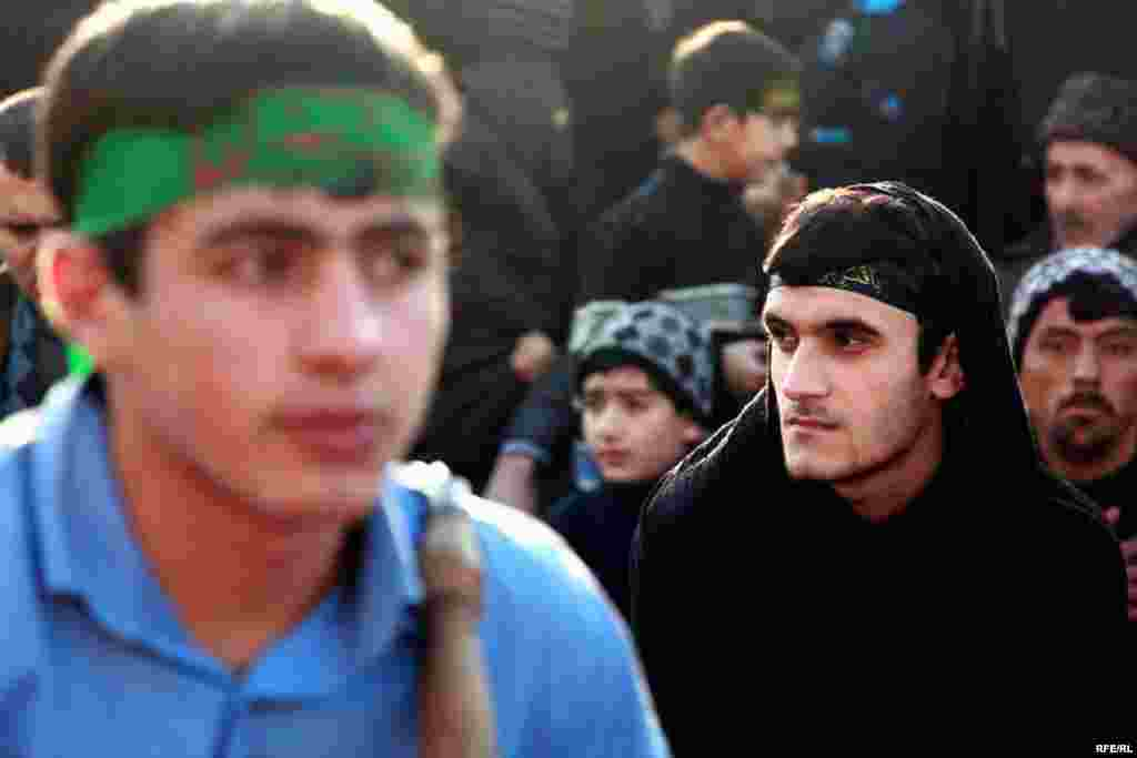 Marking Ashura In Azerbaijan #5
