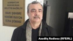 Vitse-admiral Şahin Sultanov. 17mart2017