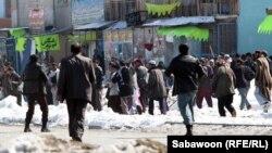 Протести во Кабул