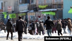 Protests in Kabul February 23-2012
