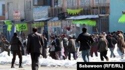 Proteste la Kabul