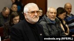 Пётра Садоўскі ў судзе 9 сьнежня